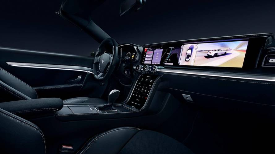 Harman's Dashboard Of The Future Is Essentially One Giant Screen