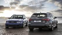 2001 Audi RS4 Avant ve 2018 Audi RS4 Avant