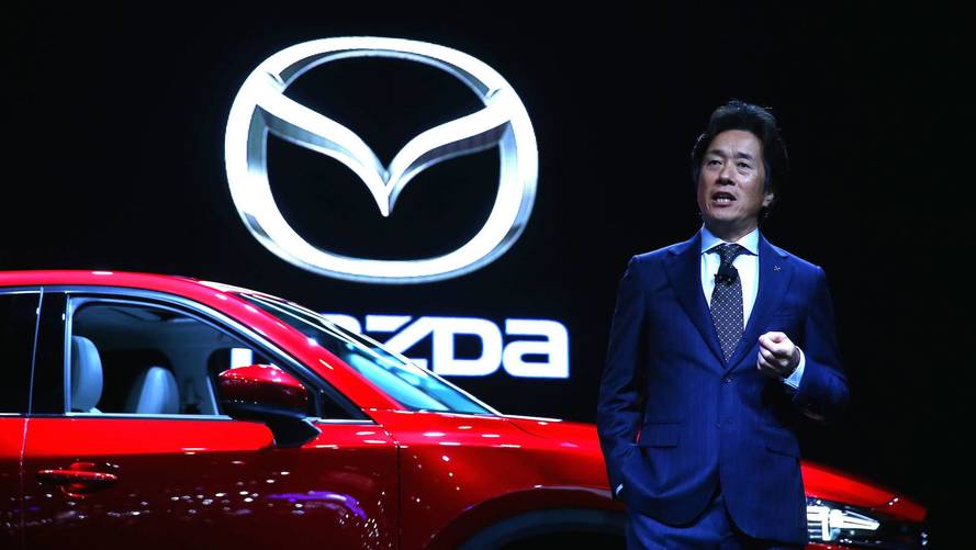 Mazda Refutes Rumors Of Merger With Toyota