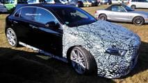 Yeni Mercedes-AMG A45 casus fotoğraflar