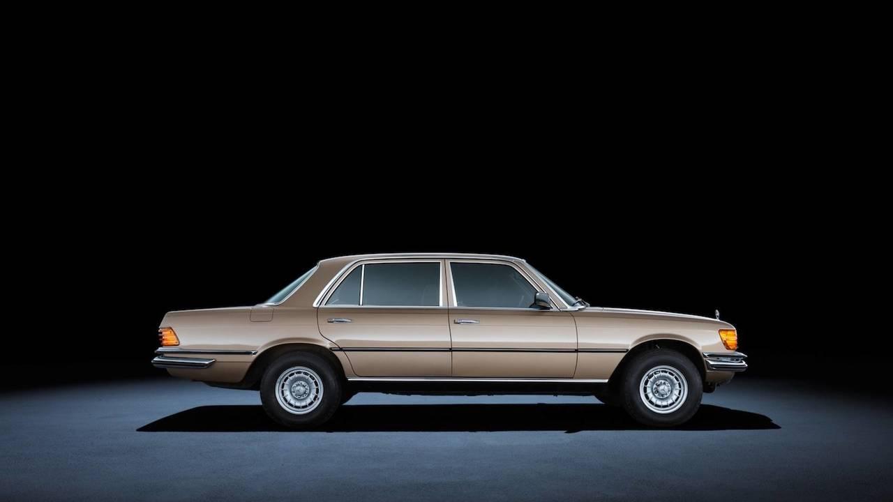 1974: Mercedes-Benz Clase S