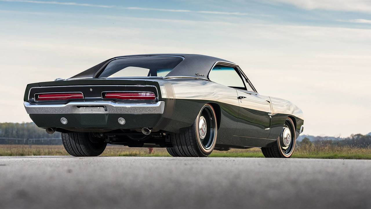 Classic Muscle Cars >> Defector 1969 Dodge Charger Is Ringbrothers' First Mopar Build