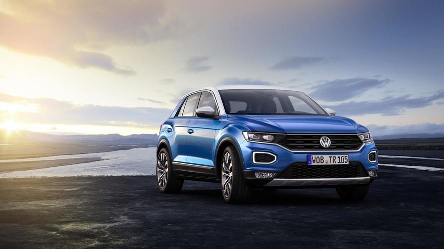 Volkswagen deve produzir T-ROC no México, e assim vir ao Brasil