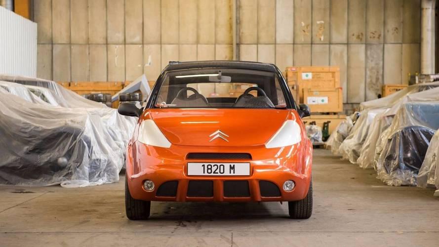 Subasta Citroën Héritage