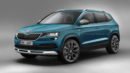 Skoda Karoq Scout, Sportline Renders Are Probably Highly Accurate