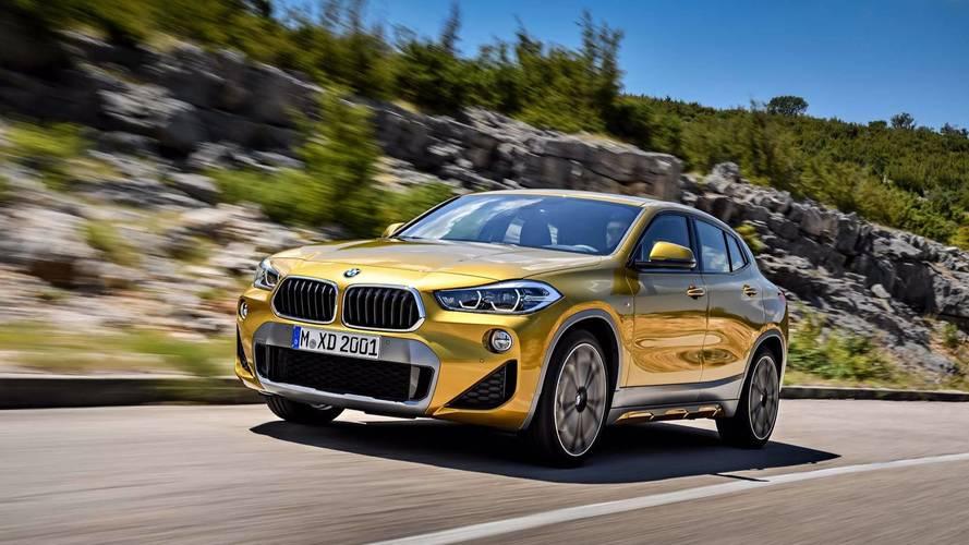 Nouveau BMW X2 (2018) - SUV de caractère