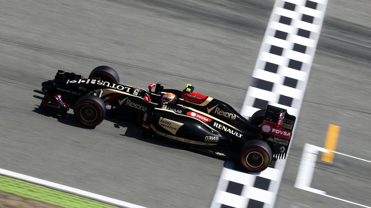 Pastor Maldonado (VEN), 19.07.2014, German Grand Prix, Hockenheim / XPB