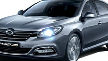 Renault Samsung SM7 Nova official photo
