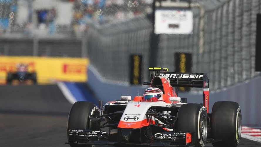 Marussia also in danger of missing US GP - reports