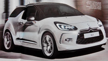 2015 Citroen DS3 facelift