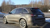 2016 Mercedes-Benz GLC spy photo