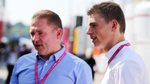 Max Verstappen (NLD) with his father Jos Verstappen (NLD) / XPB