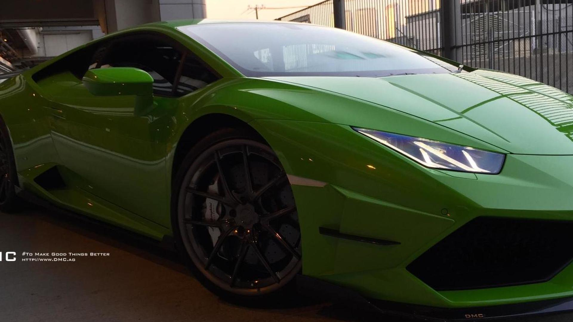 Обвес кузова Affari для Lamborghini Huracan от DMC