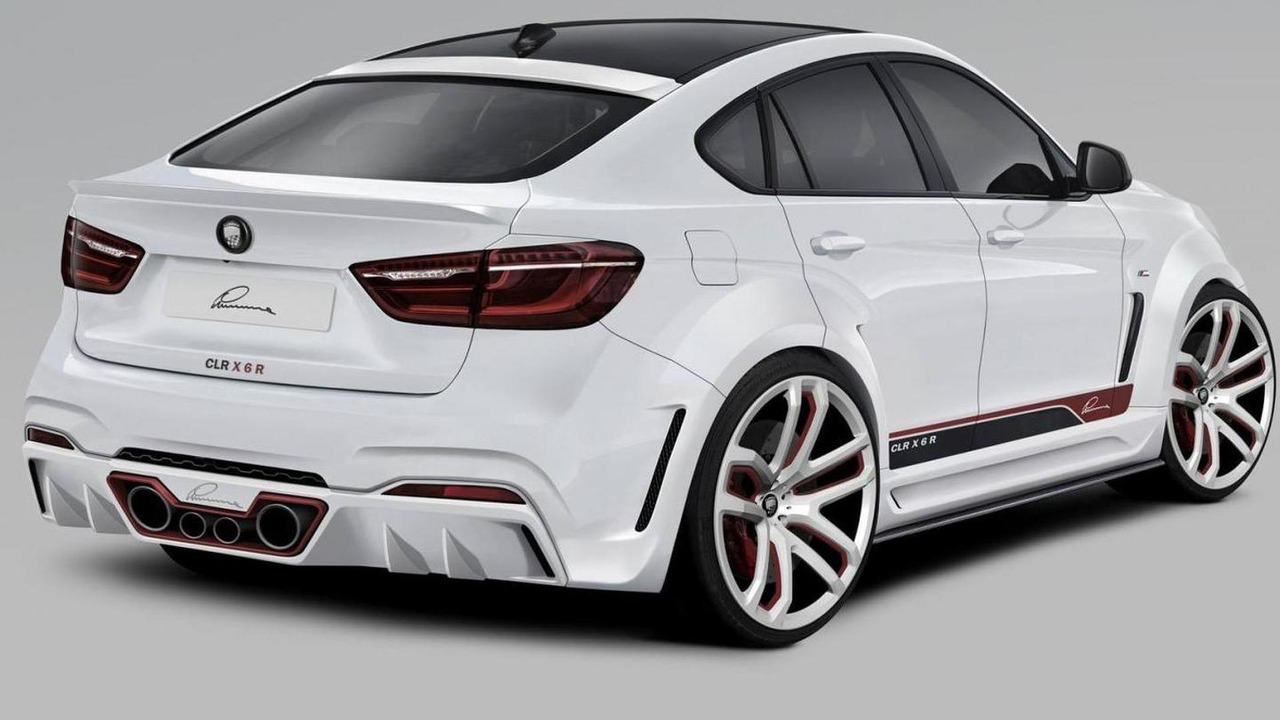 BMW X6 by TopCar