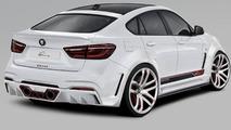 Lumma Design's cartoonish body kit for BMW X6 costs almost €33,000