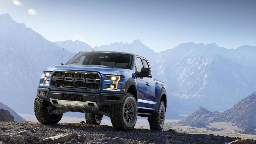 2017 Ford F-150 Raptor pricing available