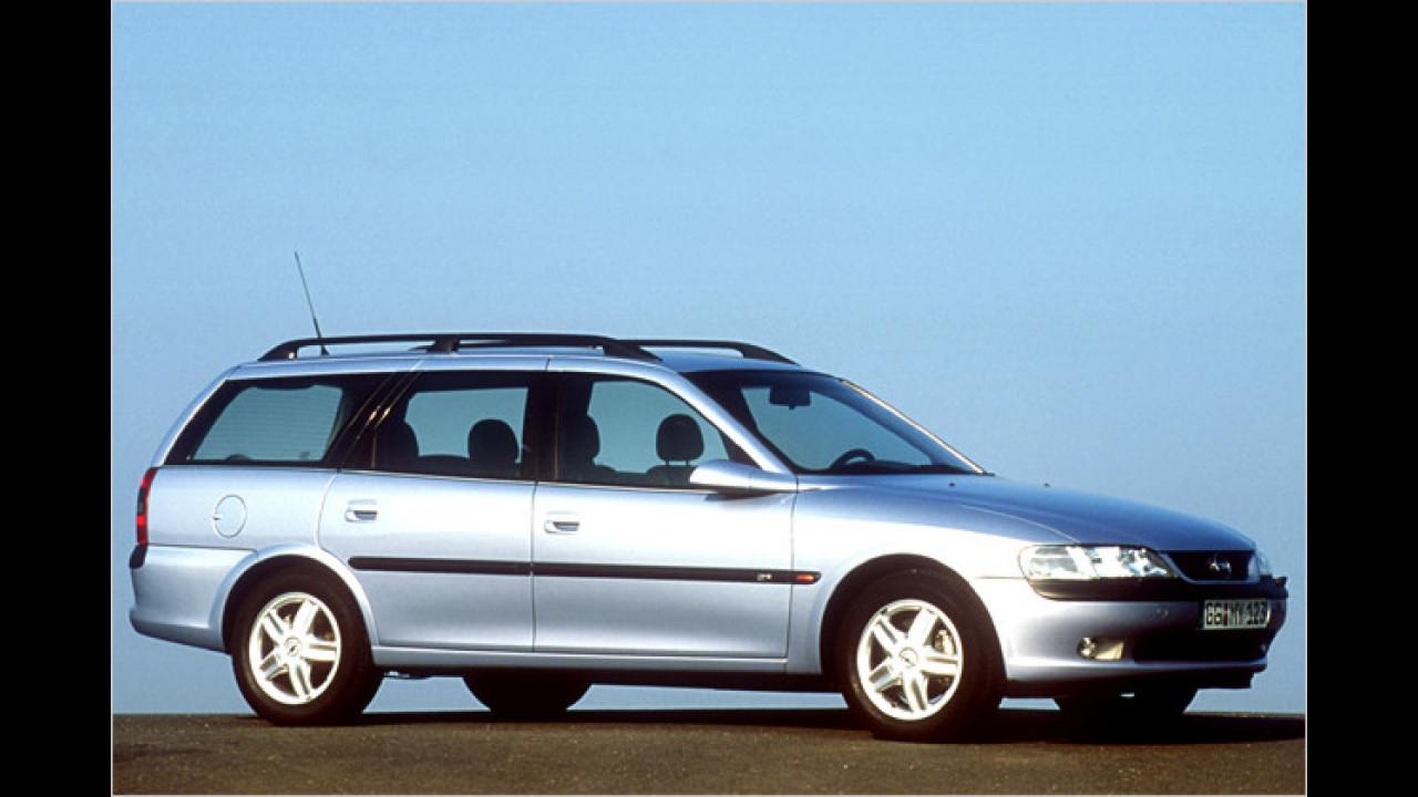 Opel Vectra B Caravan (1995)