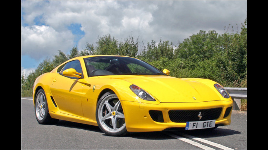 Ferrari 599 GTB Fiorano HGTE: Flitzer mit Feinschliff
