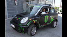 Elektromobil in Salzburg