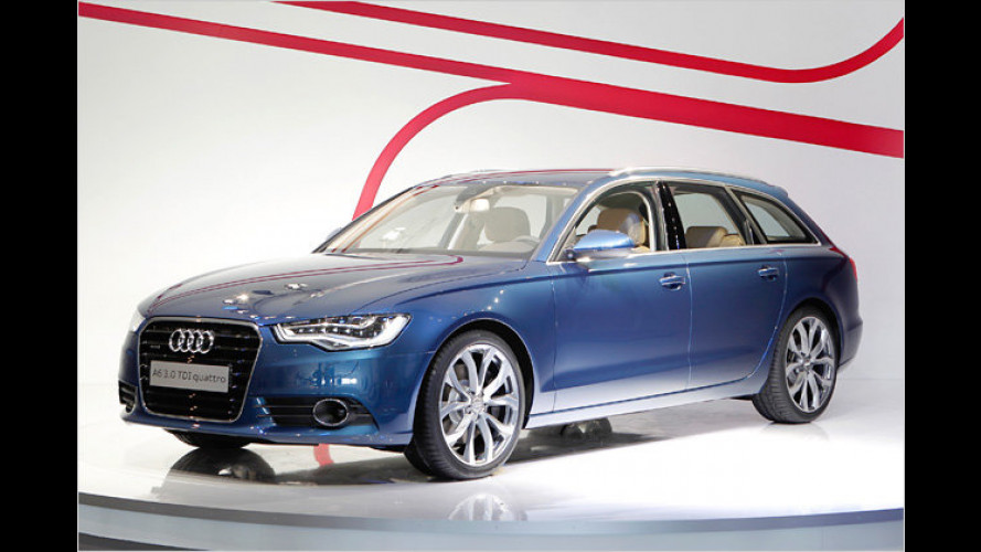 Neuer Audi A6 Avant: Gleich und doch anders