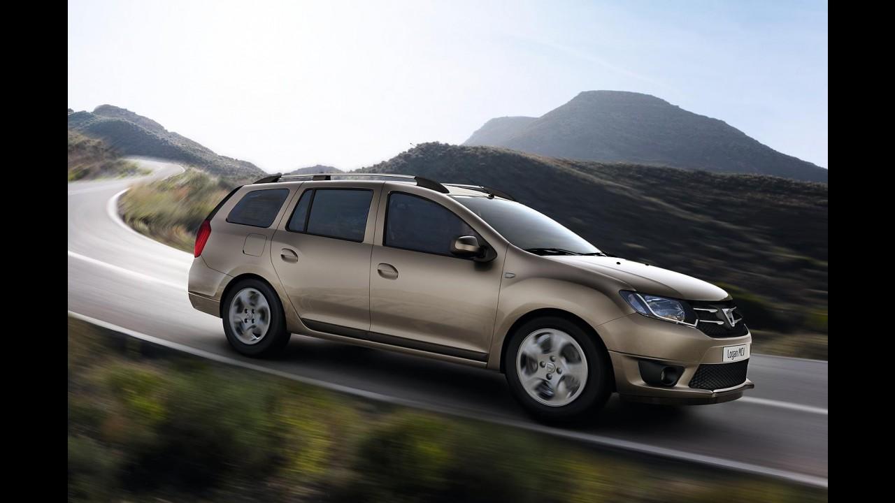 Dacia estuda lançamento de compacto de entrada e sedã médio