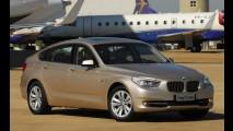 BMW Série 5 Gran Turismo é lançado oficialmente no Brasil por R$ 305.400