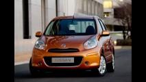 Nissan começa a exportar o compacto global March