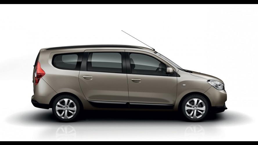 Dacia revela nova imagem da minivan Lodgy