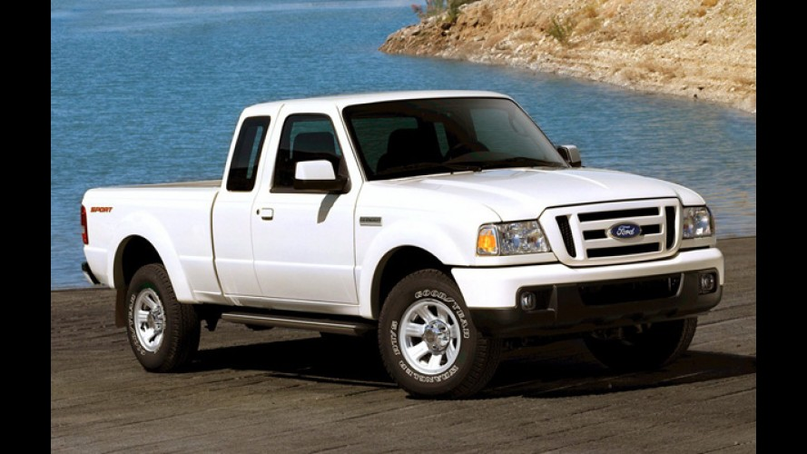 Ford cogita picape média para os EUA após sucesso da Colorado