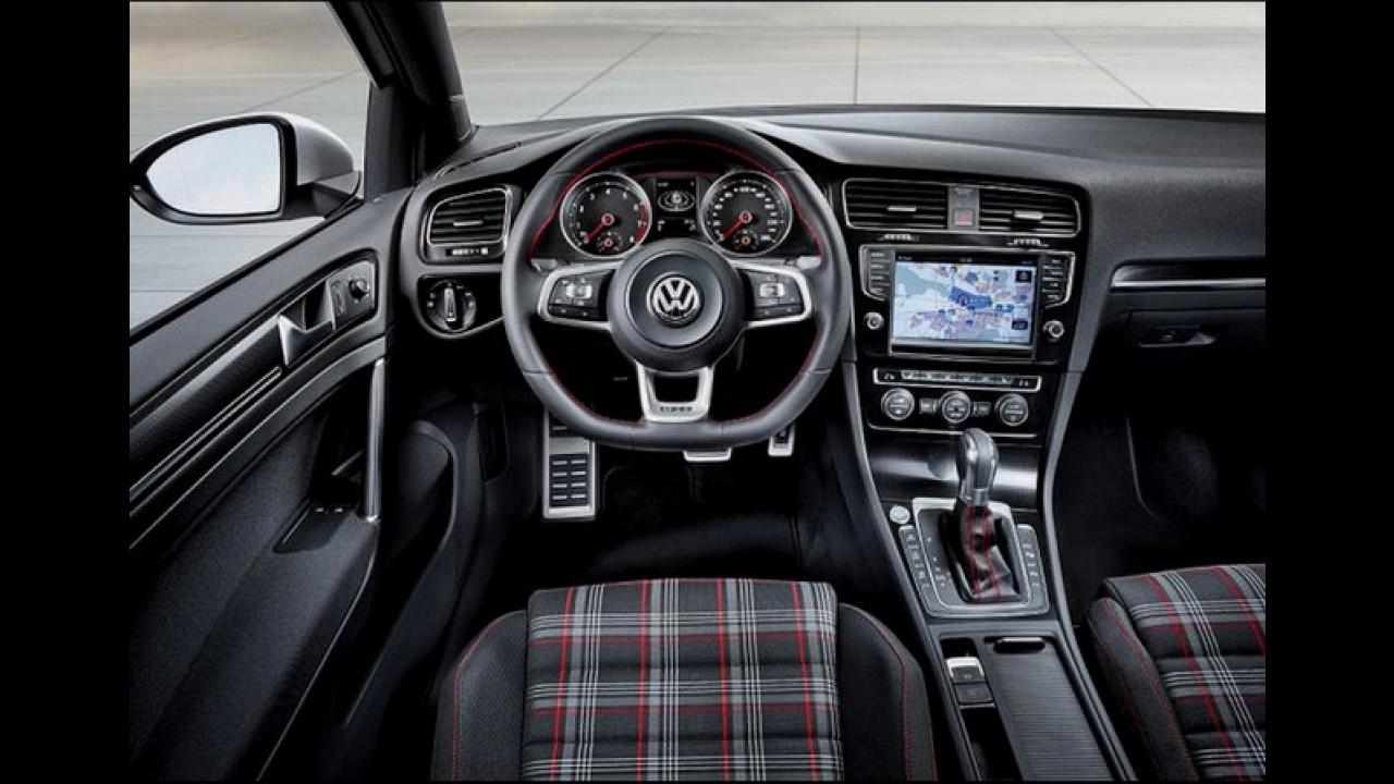 Volkswagen Golf GTi também será produzido no México