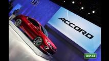 Direto de Detroit: Fotos do Honda Accord Coupé Concept