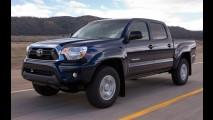 Toyota apresenta linha 2012 da picape Tacoma com novidades nos Estados Unidos