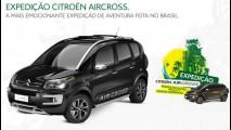 Expedição Citroën AirCross: inscrições até 1 de outubro