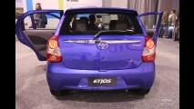 Jornal revela: Toyota Etios terá preço inicial de R$ 29.000