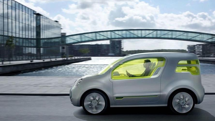 Renault Z.E. (Zero Emission) Concept Unveiled