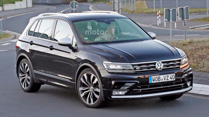 VIDÉO - Le VW Tiguan R avec le même  moteur que l'Audi RS 3 ?