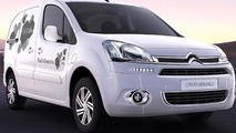 2013 Citroen Berlingo Electric 12.9.2012