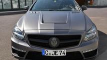 Mercedes CLS 63 AMG by German Special Customs 16.5.2012