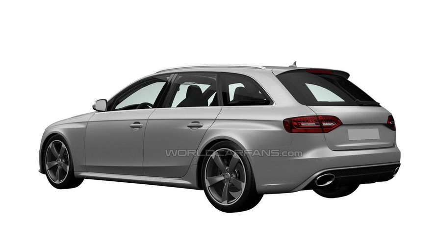 Audi RS6 revealed in patent filing [UPDATE]