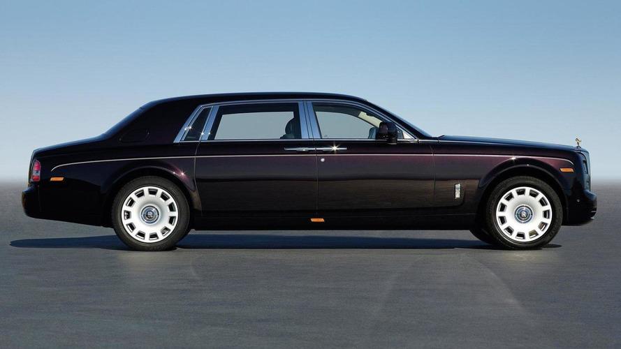 Rolls-Royce Phantom Series ll extended wheelbase revealed in Beijing