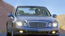 Mercedes-Benz E 320 BLUETEC (USA)