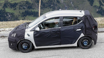 2014 Hyundai i10 spied undergoing testing