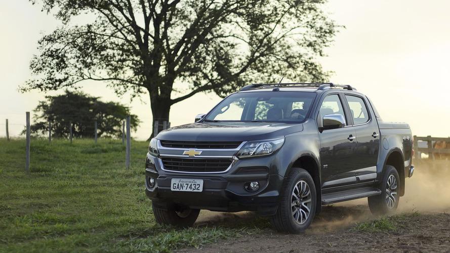 Chevrolet lança S10 2019 com mais itens de segurança