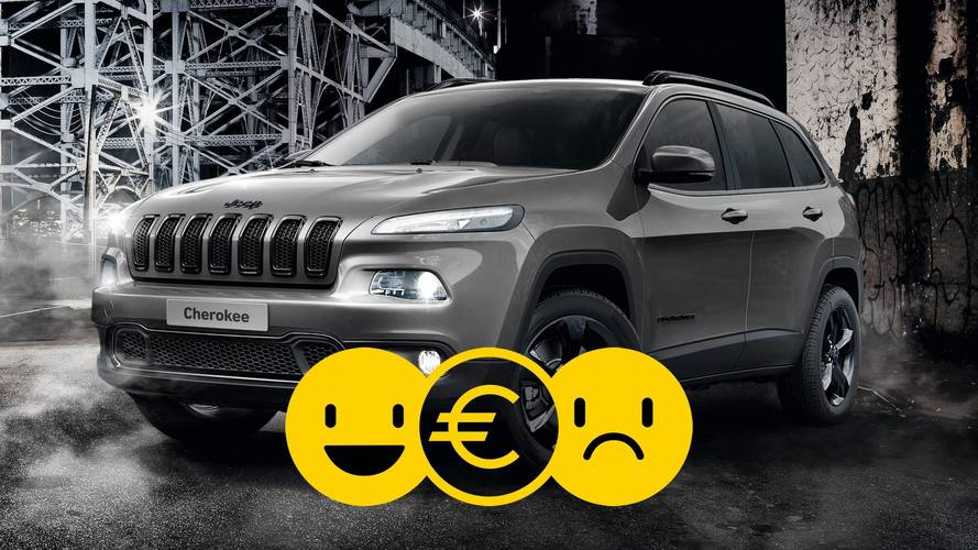 Promozione Jeep Cherokee, perché conviene e perché no