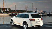 VW Touareg North Sails Design Study