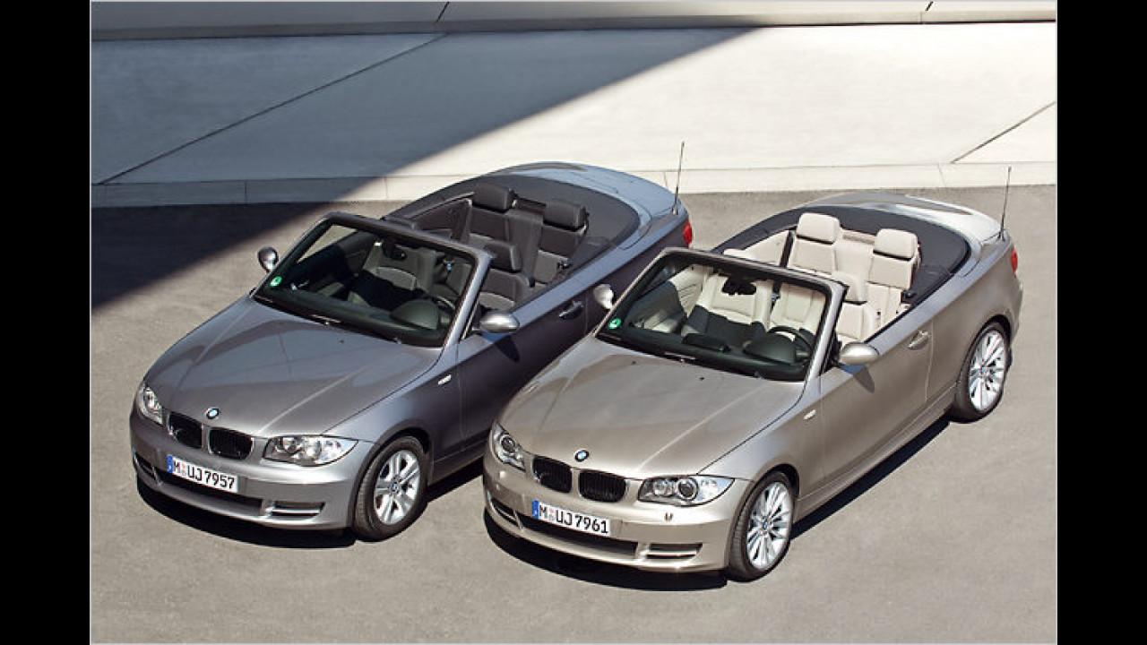 Neues vom BMW 1er