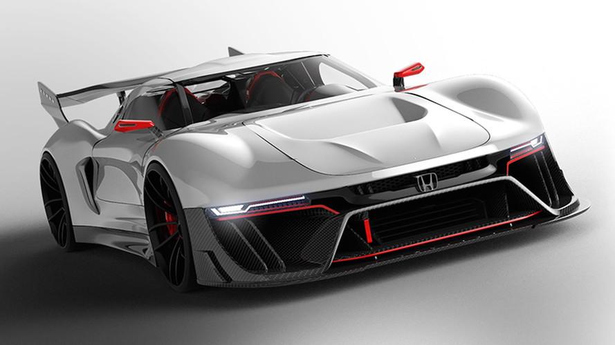 2020 Honda Invisus Concept   Motor1.com Photos