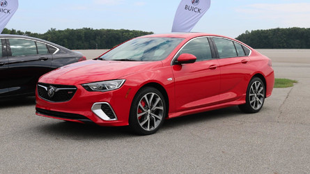 2018 Buick Regal GS Revealed With 310HP, AWD For $45,495