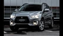 Mitsubishi ASX terá facelift profundo inspirado no novo Outlander