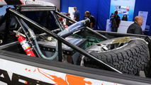 2017 Ford F-150 Raptor race truck live photos